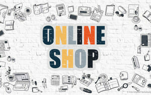 Onlineshop in WordPress