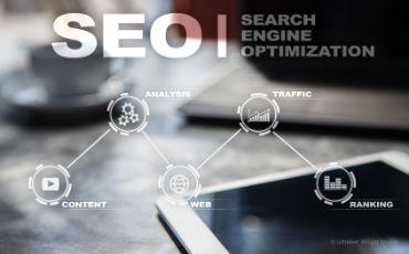 Suchmaschinen – Optimierung